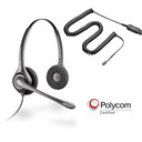 Plantronics HW261N-POLY Polycom NC Headset *Discontinued*