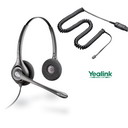 Plantronics HW261N-YEA Yealink Headset *Discontinued*