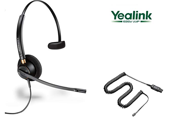 Plantronics HW510-YEA Yealink Certified Headset