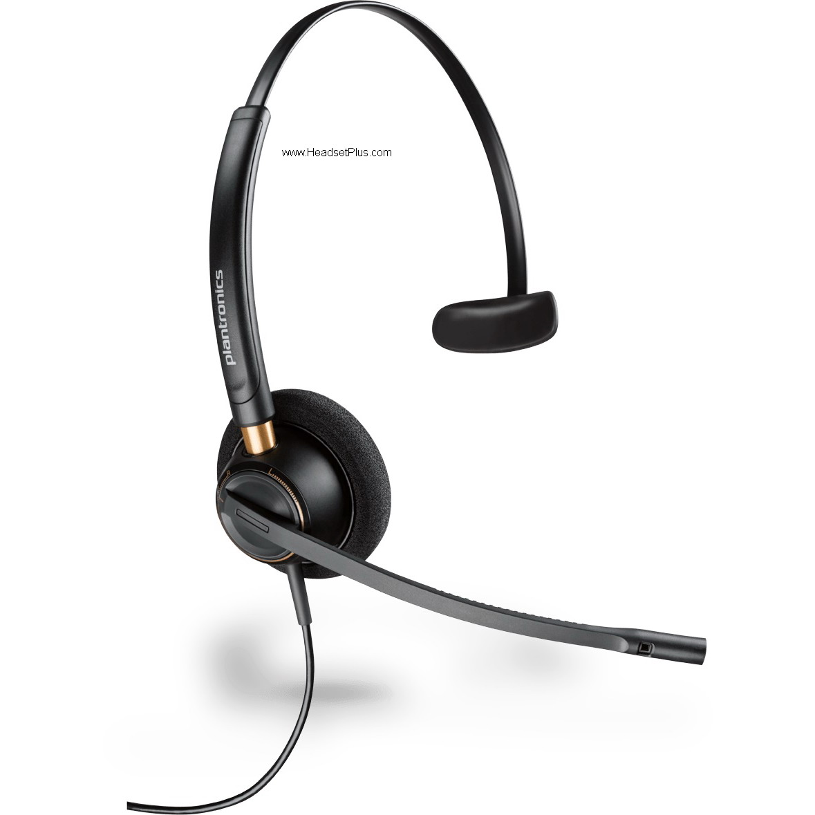 Plantronics EncorePro HW510D Digital Noise Canceling Headset