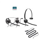 Plantronics HW540-SPA Cisco SPA 5xx 9xx Certified 2.5mm Headset