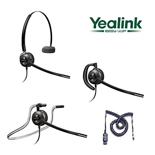 Plantronics HW540-YEA Yealink Certified Headset
