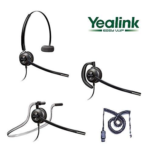 PLANTRONICS EncorePro HW540-YEA Yealink Compatible Headset