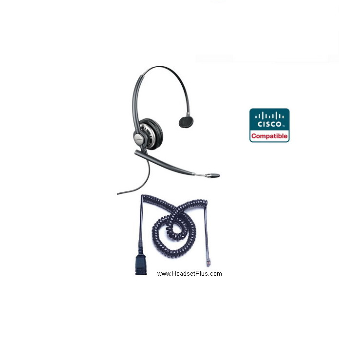 Plantronics HW710-CIS Noise-canceling Cisco IP Phone