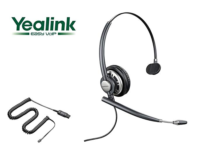 Plantronics HW710-YEA Yealink Certified Headset
