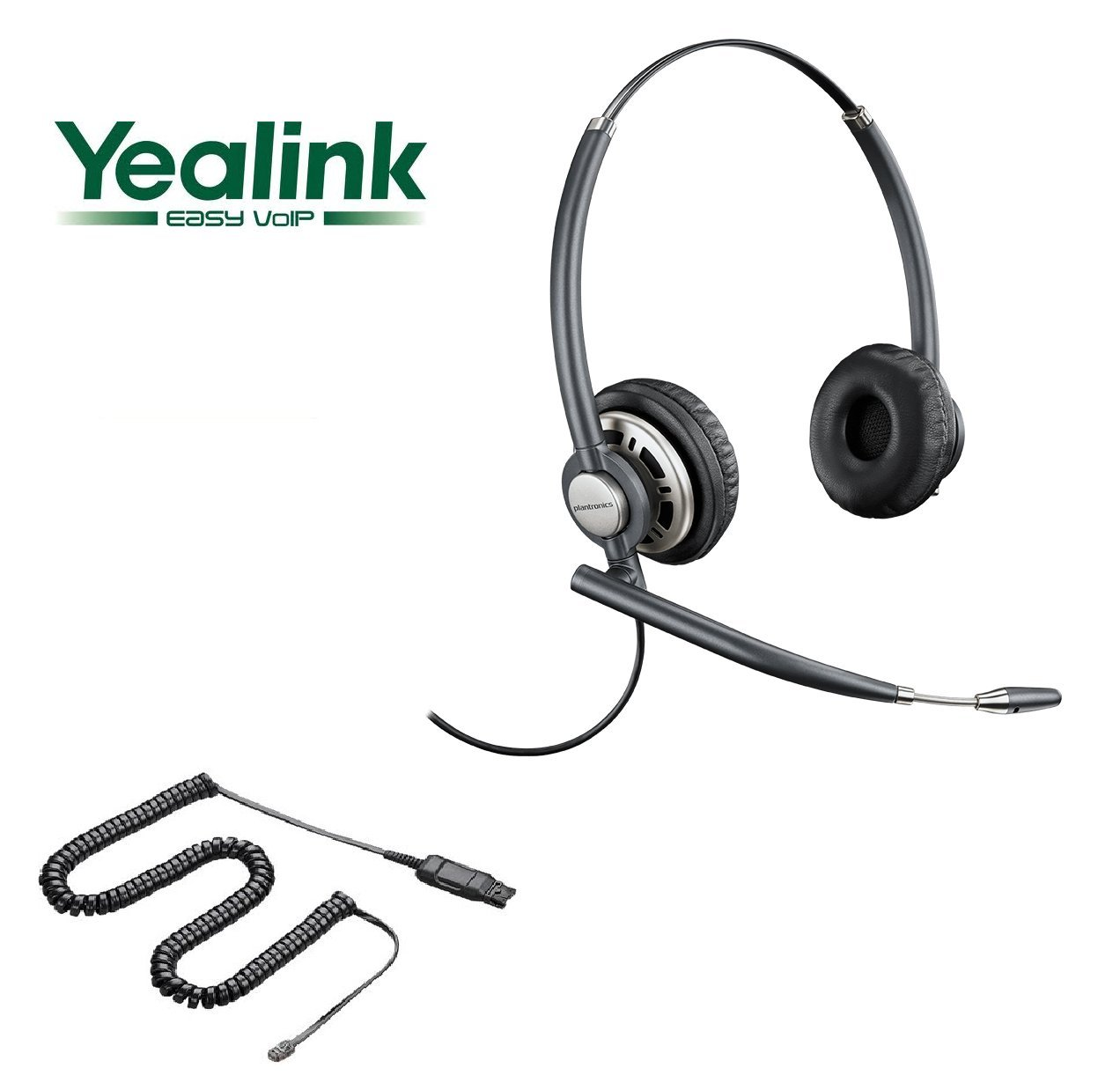 Plantronics HW720-YEA Yealink Certified Headset
