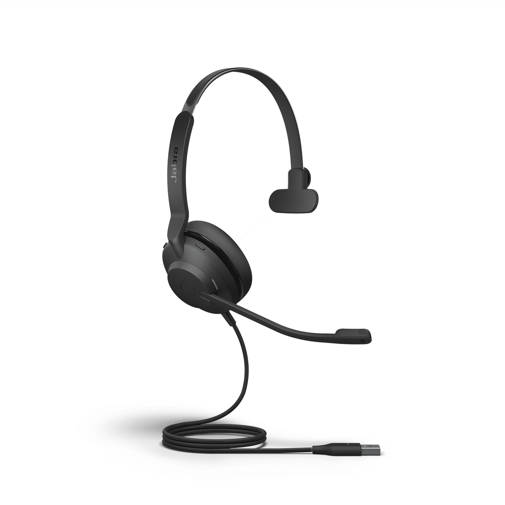 Jabra Evolve2 30 UC Mono USB-A bedrade headset