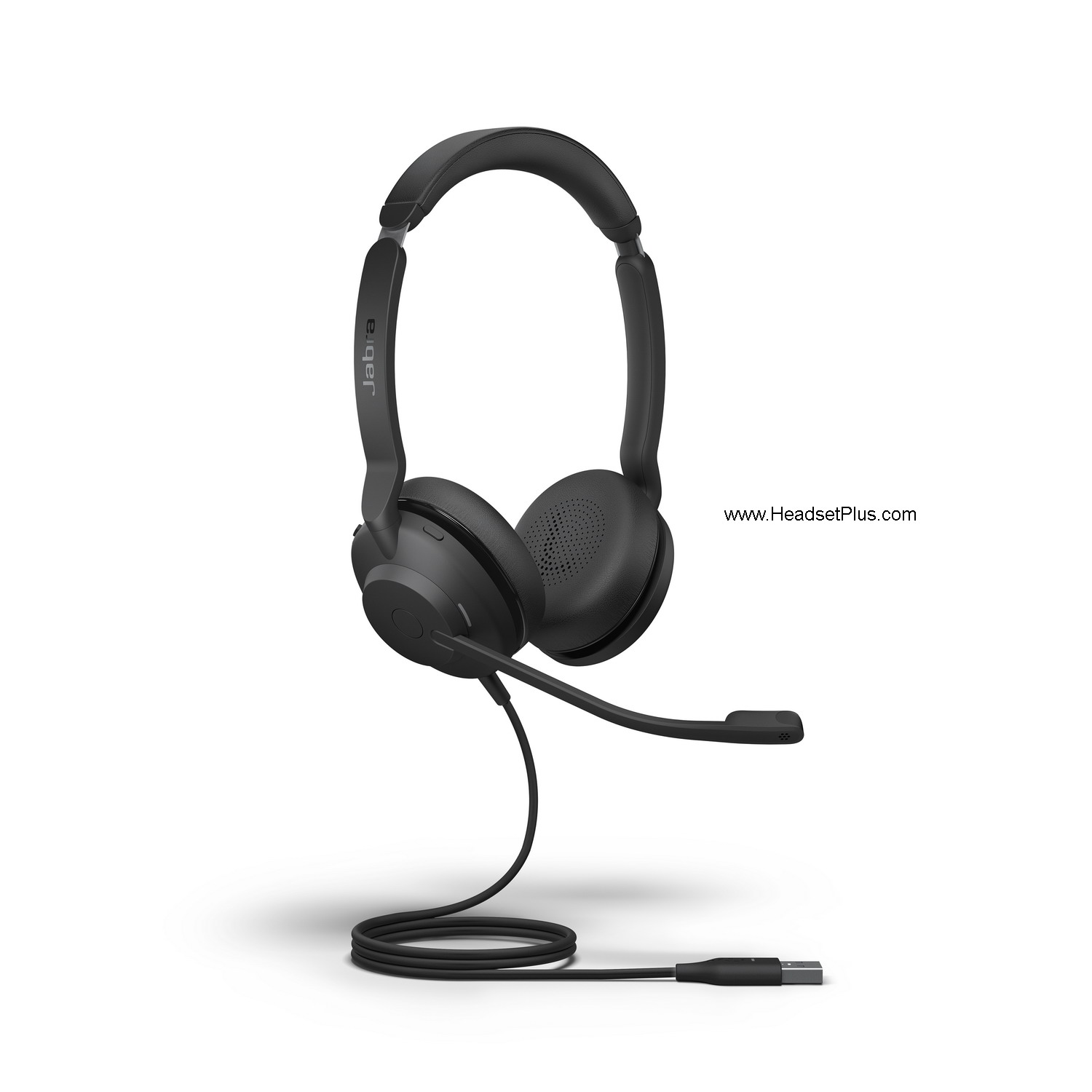 Jabra Evolve2 30 USB-A MS Teams Stereo Corded Computer Headset