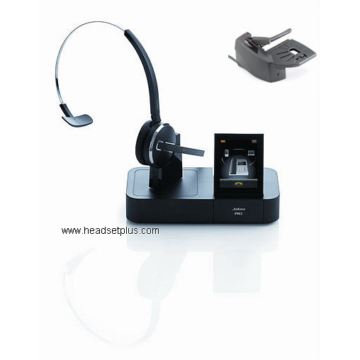 Jabra Pro 9470 + GN1000 Wireless Headset Combo *Discontinued*