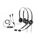 Jabra PC USB Training Bundle with Two Jabra 1925 Headsets *Disco