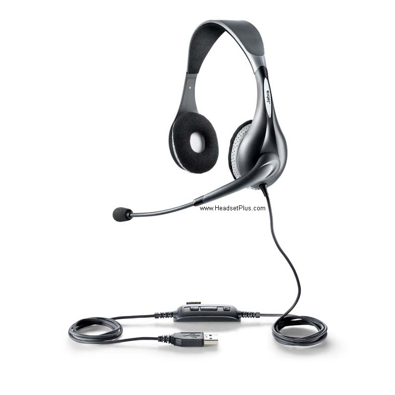 Jabra UC Voice 150 Duo USB Headset, DISCONTINUED