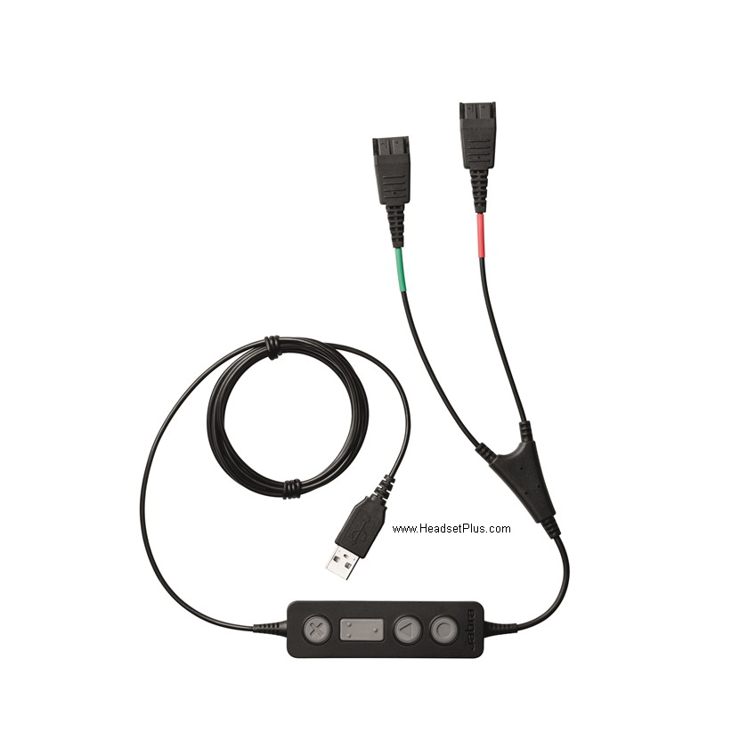 Jabra Link 265 USB Y-Training Cable