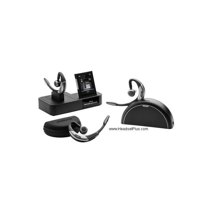Buy Jabra Motion Office Bluetooth Headset 410: Jabra Motion Office UC Version Bluetooth Wireless Headset