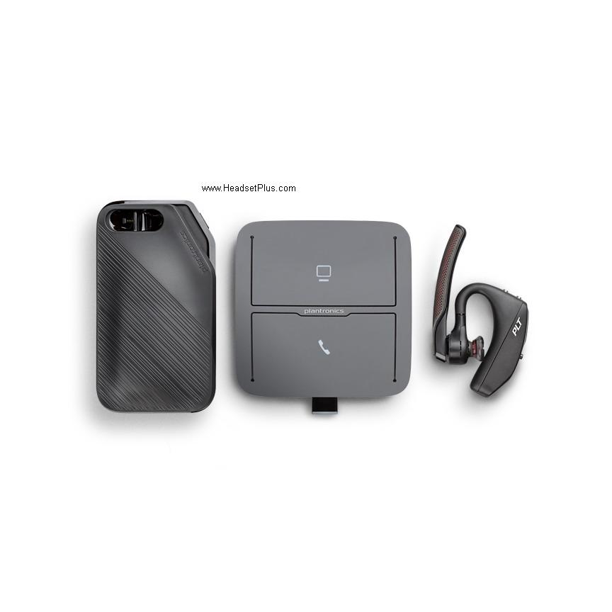 59235e04bad Plantronics MDA220 USB Telephone, PC Switch, Multi Device Adapter ...