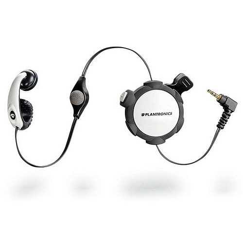 Plantronics MX300 Retractable 2.5mm Headset *Discontinued*