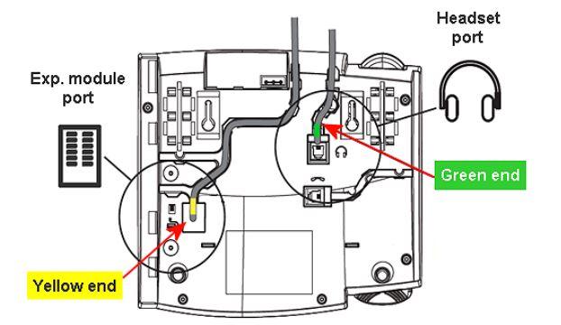 Plantronics APS-11 Savi/CS500 EHS Siemens Aastra Zultys