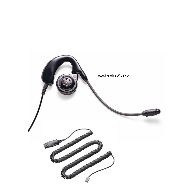 Plantronics P41N Polaris Noise Canceling Headset *Discontinued*