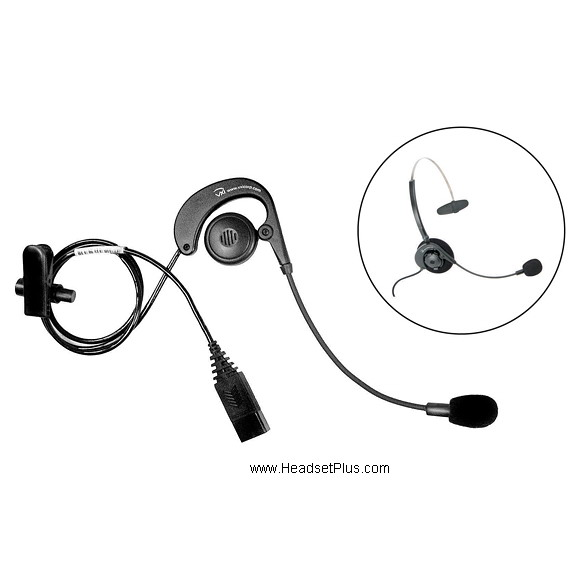 VXI Passport 37V Convertible Headset *Discontinued*