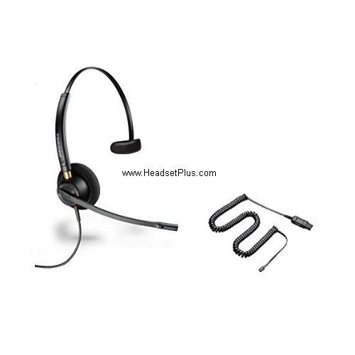 NEC Compatible Headsets Plantronics Jabra