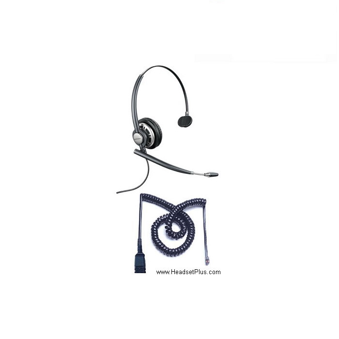 Plantronics PW710 Polaris Noise-canceling Headset
