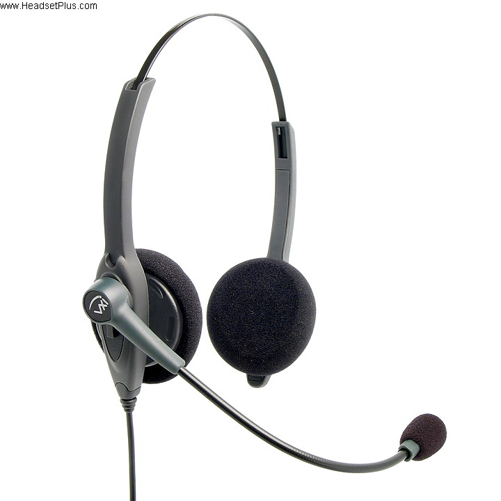 VXI Passport 21V DC Direct Connect Binaural Headset *Discontinue