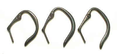 Plantronics S12, S10, T10, M175 replacement earloops (S/M/LG)