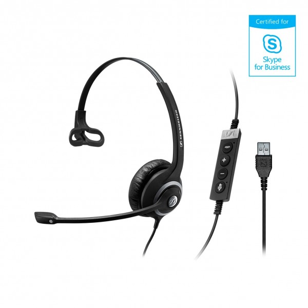 Sennheiser SC 230 MS II USB-A Mono Headset MS Teams