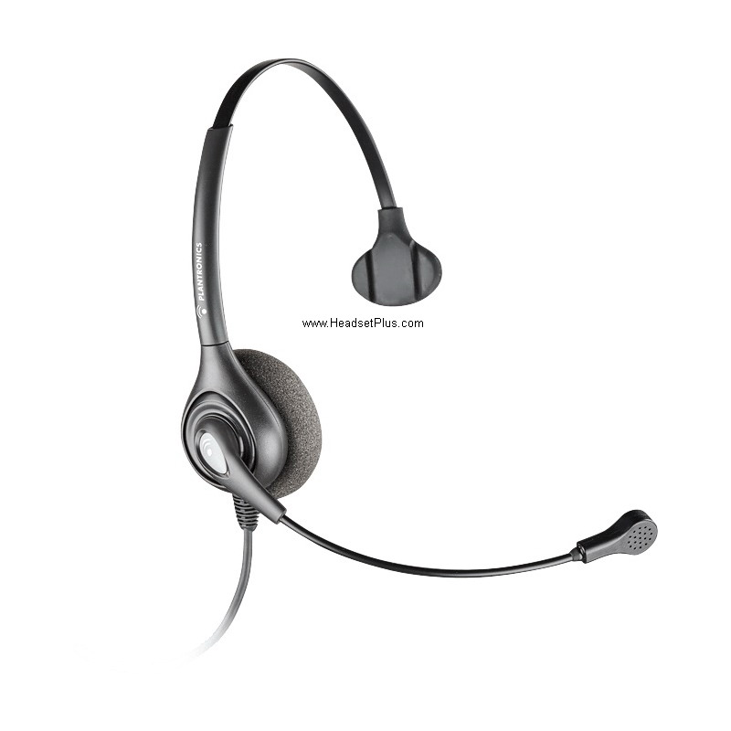 Plantronics SDS 2490-02 SupraPlus Dynamic Headset (no return)