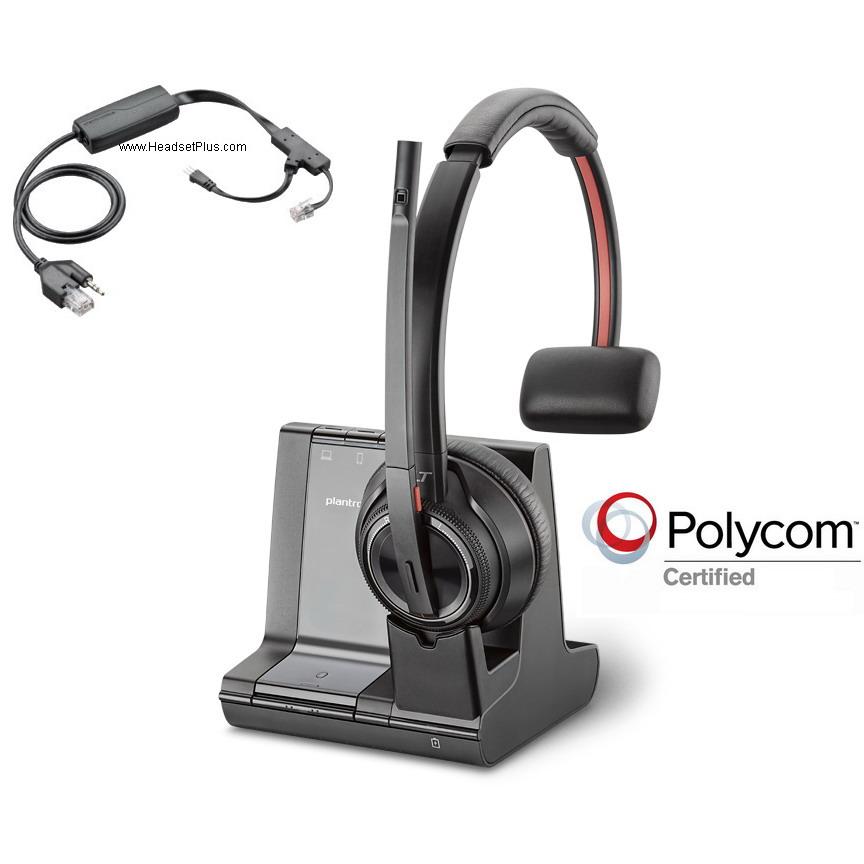 Plantronics Telephone Headsets Jabra Wireless Headset