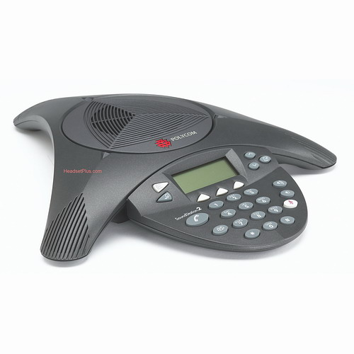 Polycom Soundstation2 Conference Telephone (non-expandable)
