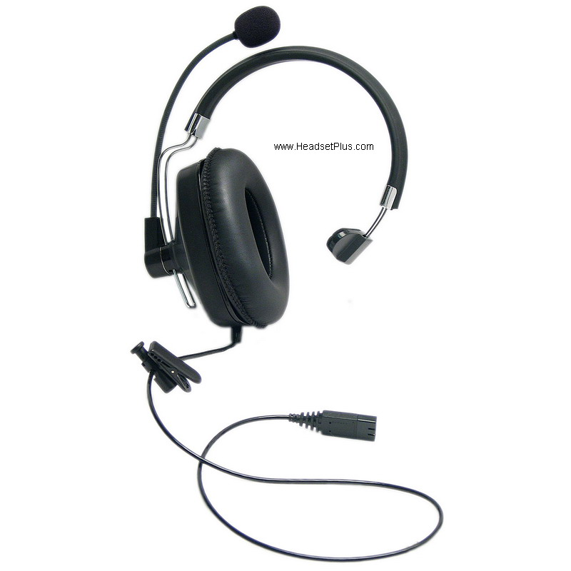 VXI TuffSet 15 Noise Canceling Headset *Discontinued*
