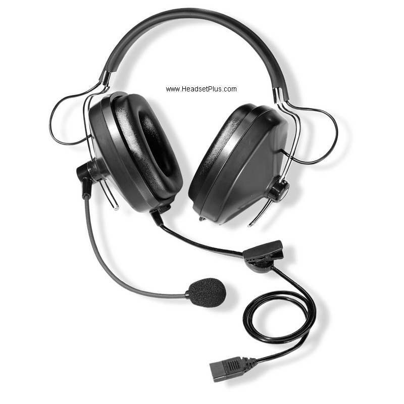 VXI TuffSet 25 Binaural Noise Canceling Headset *Discontinued*