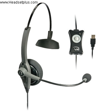 VXi TalkPro USB1 Computer USB Headset Mono *Discontinued*
