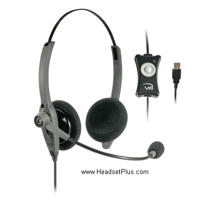 VXi TalkPro USB2 Computer USB Headset *discontinued*