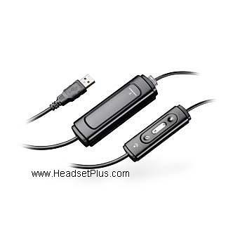 da9c1658d81 Plantronics HW251N/DA-M USB MOC Wideband Headset *Discontinued*