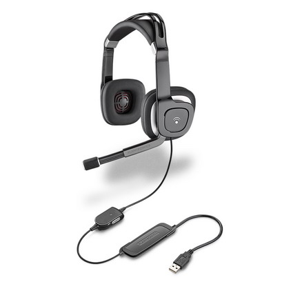 Plantronics .Audio 510 USB Computer Headset *DISCONTINUED*