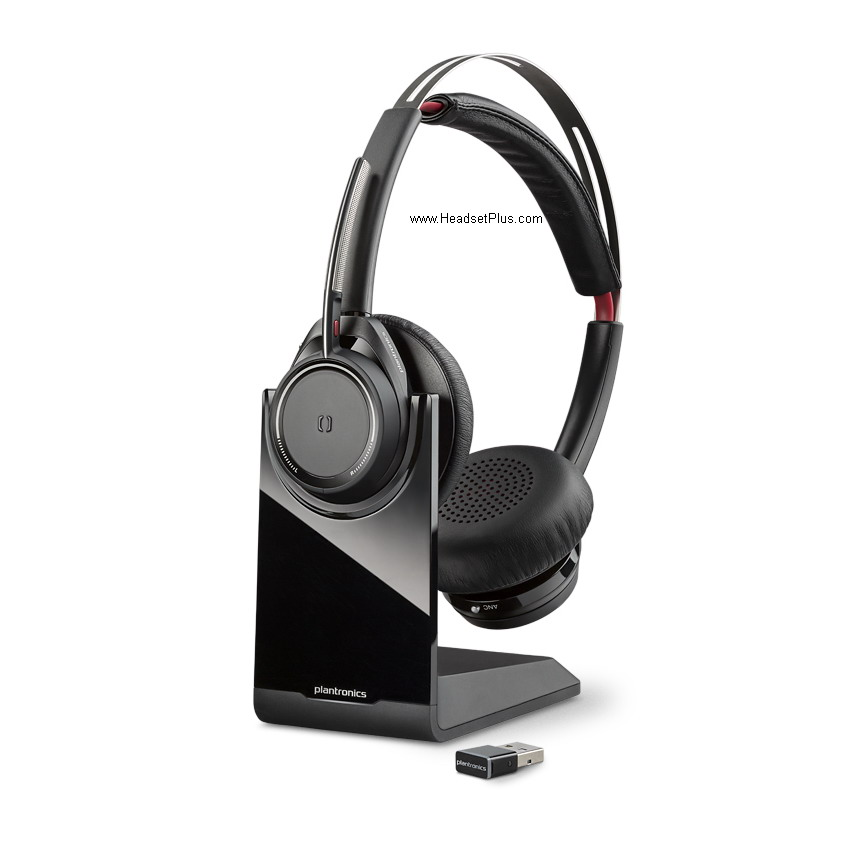 Plantronics give us the Voyager Focus which is an amazing headset with 15  hours of music streaming d7d8408abd