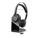 Plantronics Voyager Focus MS Microsoft Teams w/stand Bluetooth