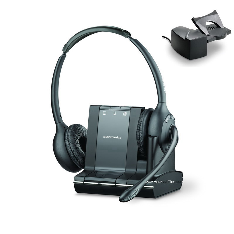 Plantronics W720+HL10 Wireless Headset Package *Discontinued*