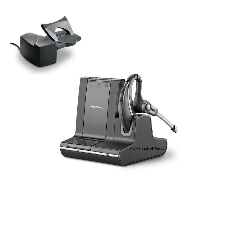 Plantronics W730+HL10 Wireless Headset Combo Package