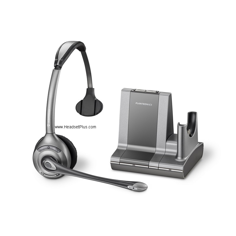 Plantronics WO300 Savi Office Wireless Headset *Discontinued*