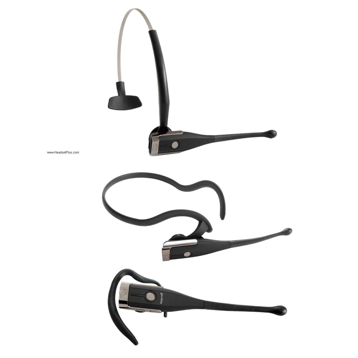 e7acba24ec1 VXi BlueParrott Xpressway II Bluetooth Headset for High Noise ...