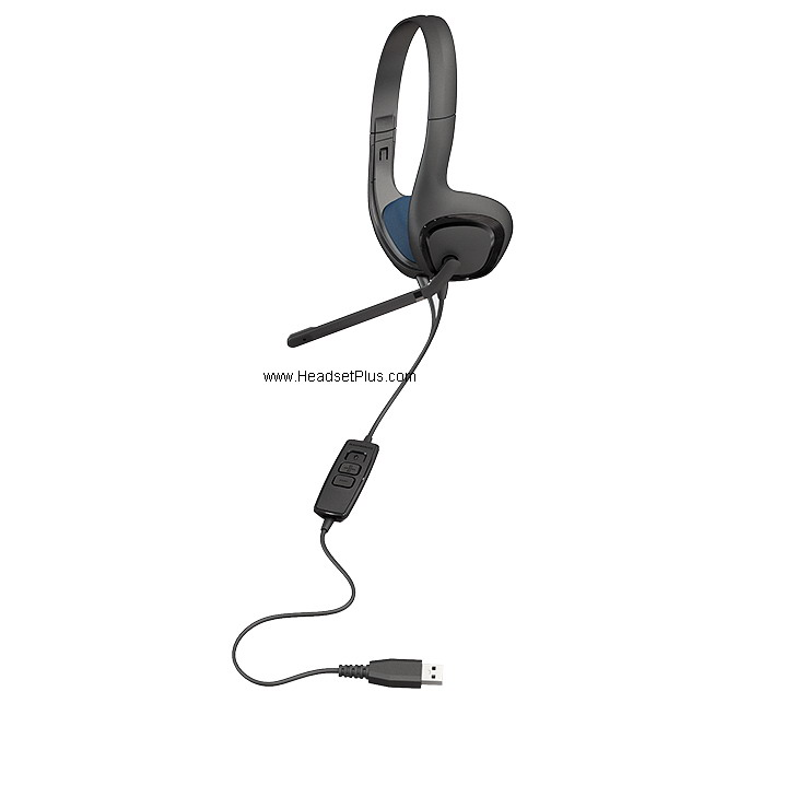 Plantronics .Audio 626 DSP USB Stereo Headset *Discontinued*