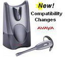 Plantronics Avaya AWH-55+ Digital Wireless Headset *Discontinued