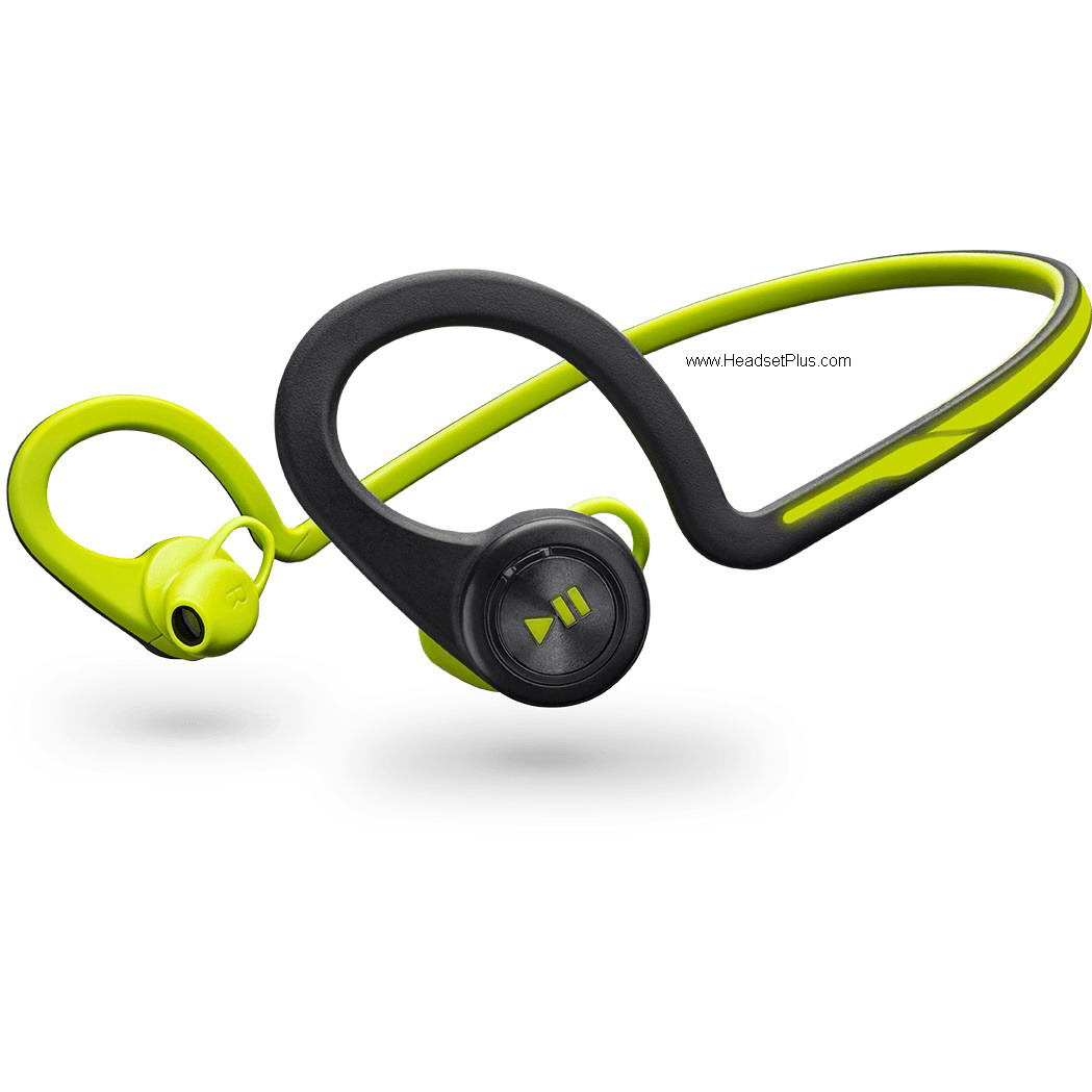 Plantronics Backbeat Fit Bluetooth Stereo Headphone *Discontinue