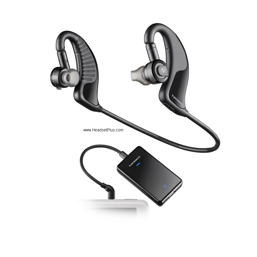 Plantronics Backbeat 906 Bluetooth Headset w/adapter *Discontinu