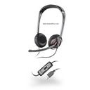 Plantronics C420 Blackwire USB Foldable Headset Std. UC version