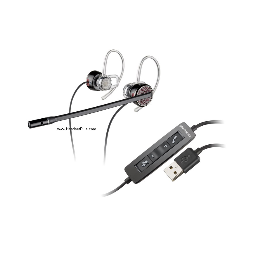 Plantronics C435/435 Blackwire USB UC Standard *Discontinued*
