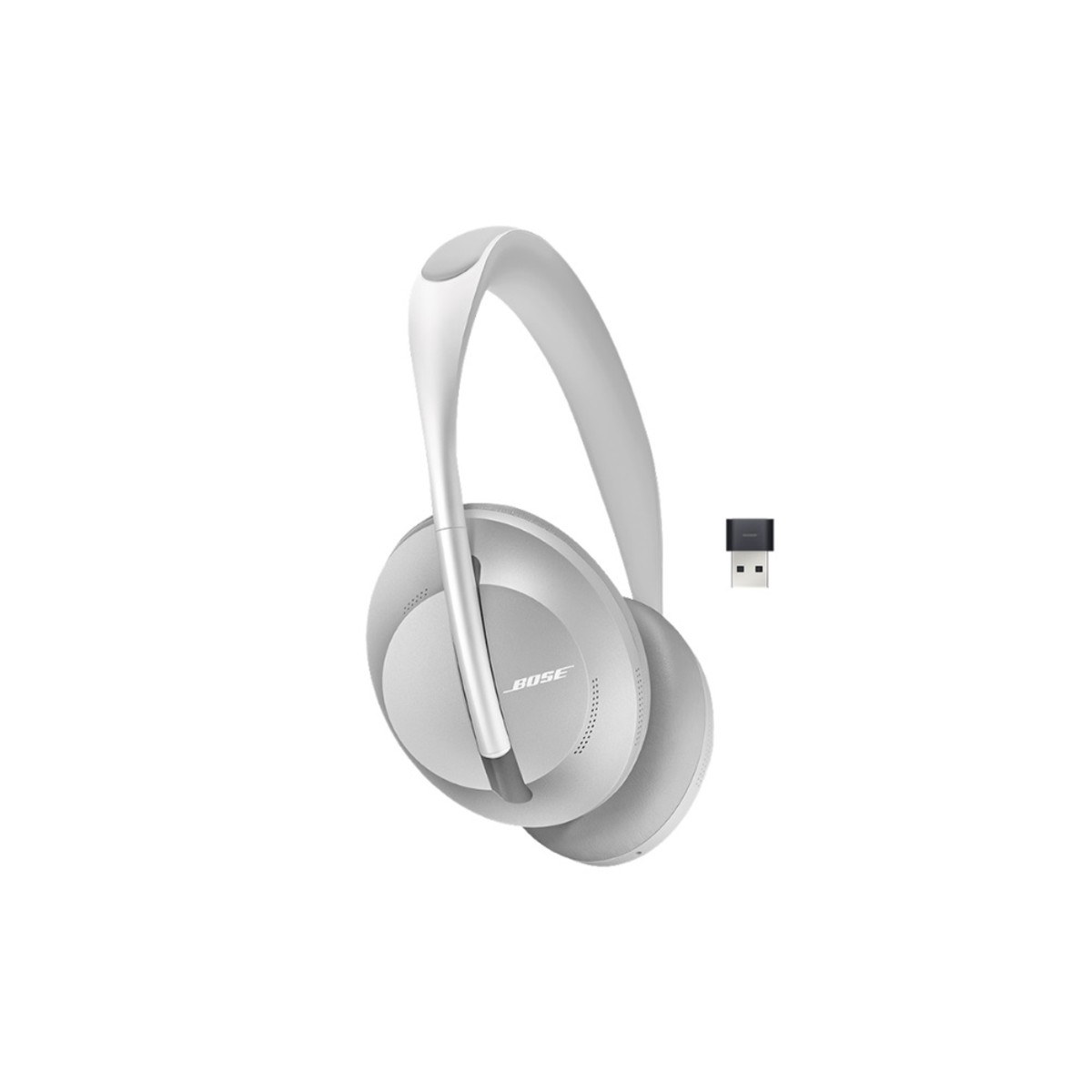 Bose 700 UC Bluetooth Headphone USB-A, Silver (no return)