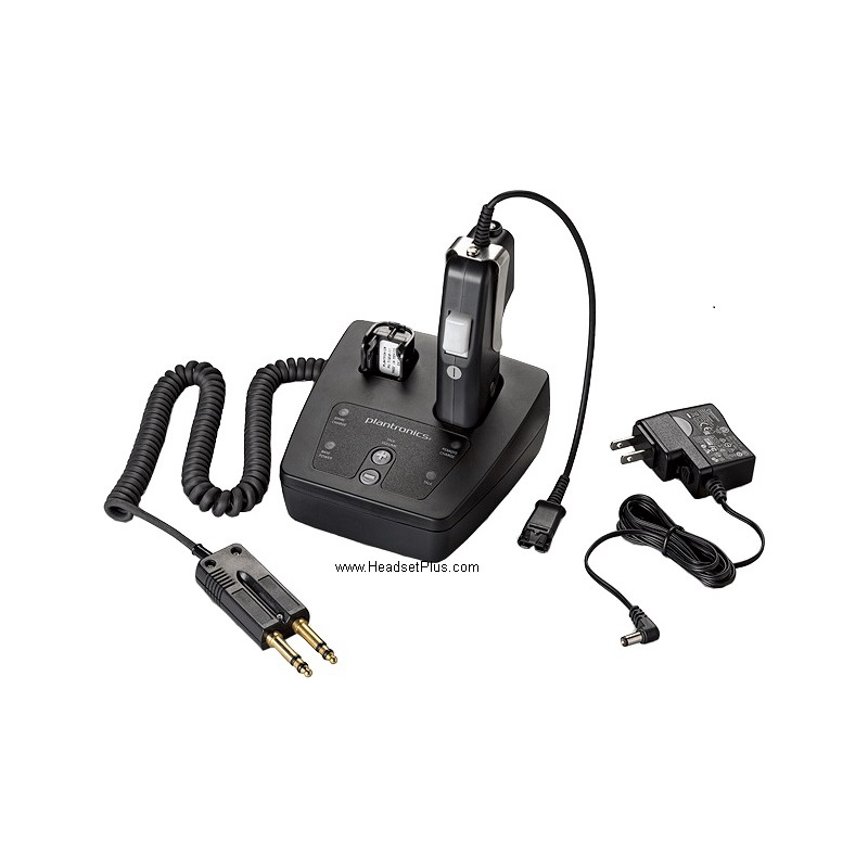 Plantronics CA12CD-S PTT Wireless Adapter 92900-01